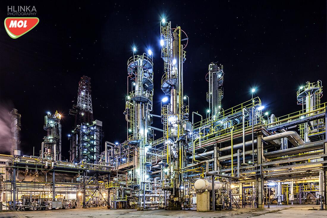 MOL - Petrolszolg